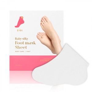 HOLIKAHOLIKA Baby Silky Foot Mask Sheet 18ml