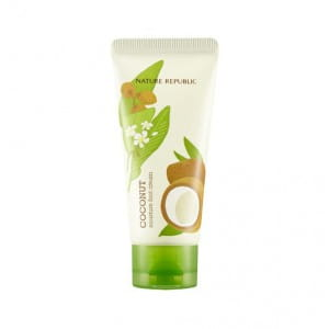 NATUR REPUBLIC Coconut Moisture Foot Cream 80ml