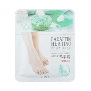 MISSHA Paraffin Heating Foot Mask 16g