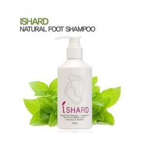 ISHARD Natural Foot Shampoo 250ml