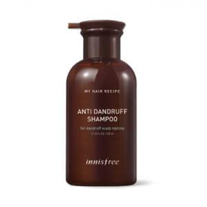 INNISFREE My Hair Recipe Anti Dandruff Shampoo 330ml (For Dandruff Scalp)