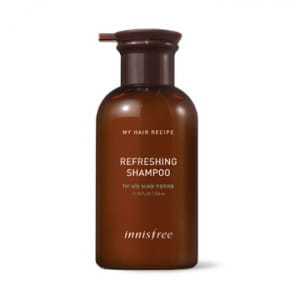 INNISFREE My Hair Recipe Refreshing Shampoo 330ml (For Oily Scalp)