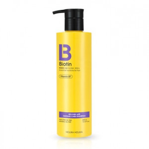 HOLIKAHOLIKA Biotin Damage Care Shampoo 400ml