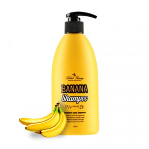 LABELYOUNG Banana Shampoo 540ml