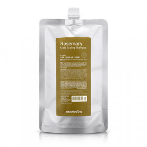 AROMATICA Rosemary Scalp Scaling Shampoo Refill