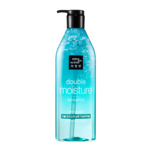 MISEENSCENE Double Moisture Shampoo / Rinse (530ml)
