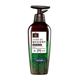 RYOE Scalp Cleansing Moisturizing Shampoo 400ml