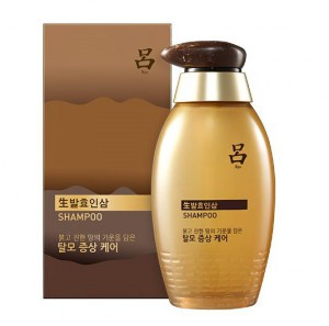 RYOE Raw fermented ginseng shampoo 400ml