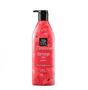 MISEENSCENE Limited damage care rose petal edition shampoo 680ml