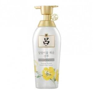 Объемный оздоравливающий шампунь Ryoe Evening promise scalp & volume shampoo 500 ml