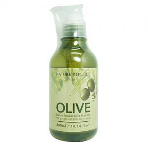 Шампунь для волос Nature Republic Olive Shampoo 300g