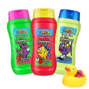 Детские шампуни и гели для душа в ассортименте Perfect Purity Kids Shampoo + Bubble Bath 2Items