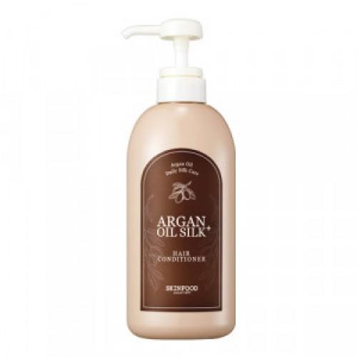 Кондиционер для волос Skinfood Argan oil silk plus hair conditioner 500ml