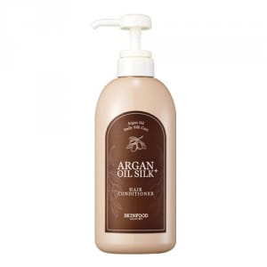 Кондиционер для волос Skinfood Argan oil silk plus hair conditioner 500ml