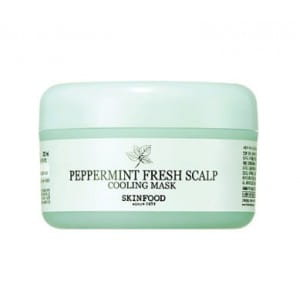 SKINFOOD Peppermint Fresh Scalp Cooling mask 200g