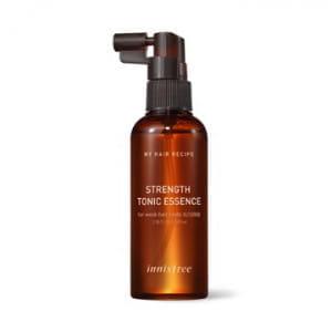 INNISFREE My Hair Recipe Strength Tonic Essence 100ml (For Weak Hair Roots)