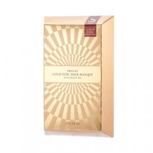 IT'S SKIN Prestige Gold Foil Hair Masque D'escargot 40g*4ea