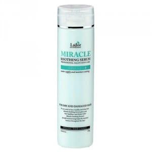 Сыворотка для сухих и поврежденных волос Lador Miracle Soothing Serum 250g