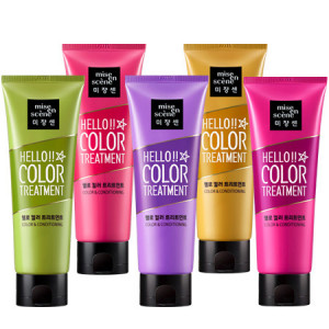 MISEENSCENE Hello Color Treatment