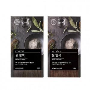 THE FACE SHOP Stylist Herb Color Powder 15g*2ea