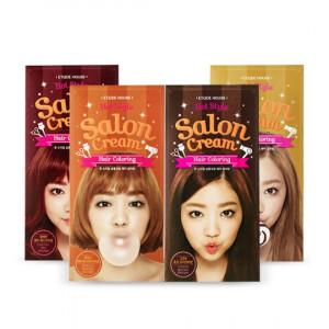 Крем ETUDE HOUSE Hot Style Salon Cream Hair Coloring 1set