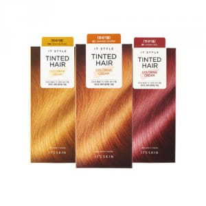 IT'S SKIN It Style Tinted Hair Coloring Cream 60g+60g