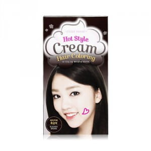 Краска для волос ETUDE HOUSE Hot Style Cream Hair Coloring (Dark Brown)