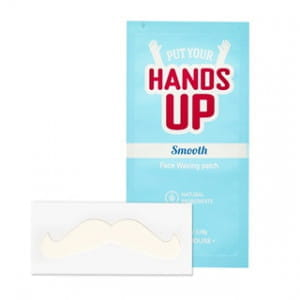 ETUDE HOUSE Hands Up Smooth Face Waxing Patch 10ea