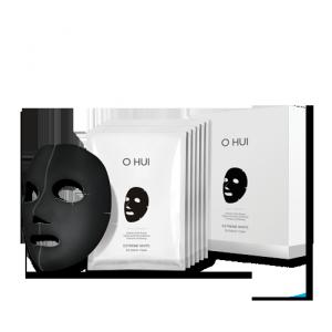 OHUI White Extreme 3D Black Mask (27g x 6P)
