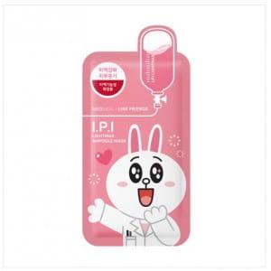 MEDIHEAL Line Friends I.P.I Lightmax Ampoule Mask 1box (10pcs)