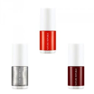 NATURE REPUBLIC Color and Nature Gel Gloss 8ml (#01~#10)