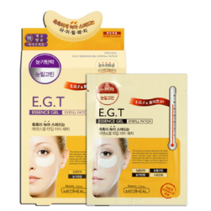 Гелевые патчи под глаза Mediheal E.G.T essence gel eyefill patch 1box (5pcs)