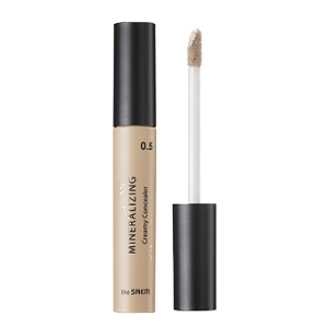 THE SEAM Mineralizing Creamy Concealer