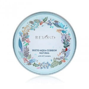 BEYOND Phyto Aqua Cushion Natural SPF50+ PA+++ 15g*2
