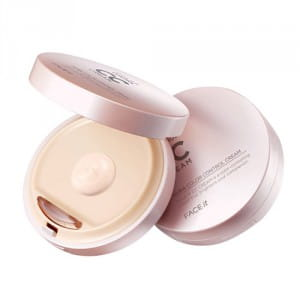 База под макияж THE FACE SHOP Face It Aura Color Control Cream SPF30 PA++ 20g