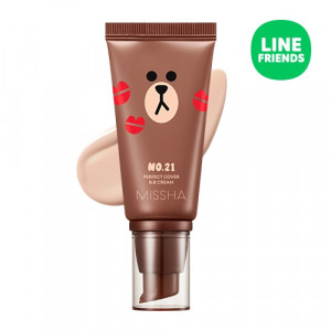 MISSHA (Line Friends) Perfect Cover BB Cream SPF42 PA+++ 50ml