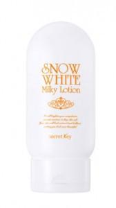Лосьон SECRET KEY Snow White Milky Lotion 120g