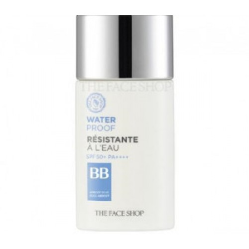 BB крем THE FACE SHOP Waterproof BB SPF50+ PA++++ 50ml