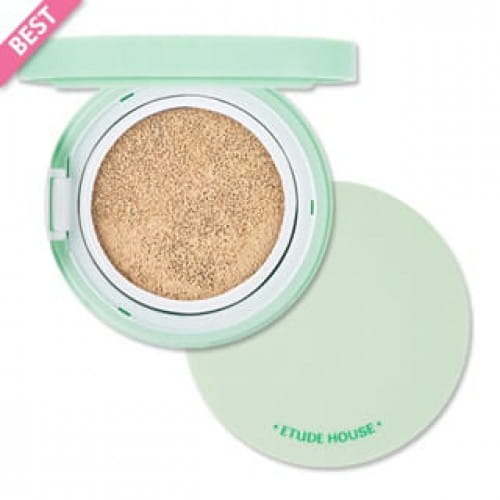 ВВ-крем кушон Etude House AC clean up mild BB cushion SPF50 PA+++ 14g