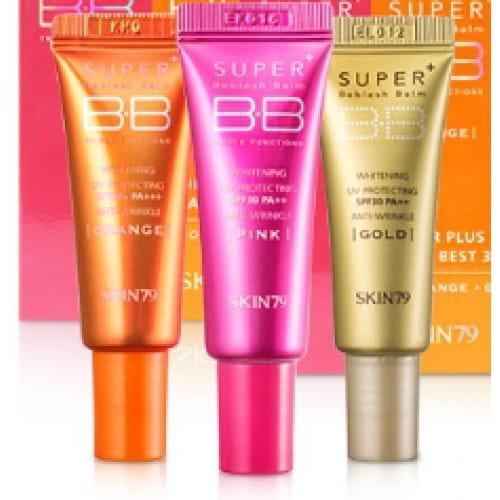 SKIN79 Super Plus BB Cream SPF30 PA++ 7g * 3ea