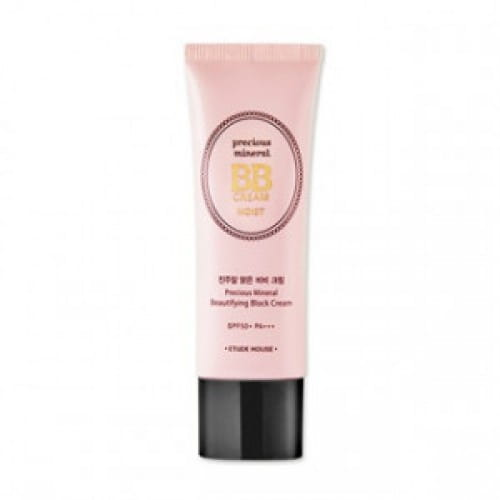 Минеральный увлажняющий ВВ-крем  Etude House Precious mineral bb cream moist 45g spf50+ pa+++
