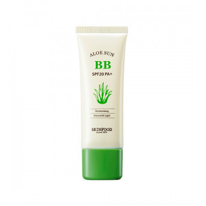 SKINFOOD Aloe Sun BB Cream SPF20 PA+ 50g