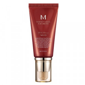 ВВ крем Missha M Perfect cover bb cream spf42 pa+++ 50ml