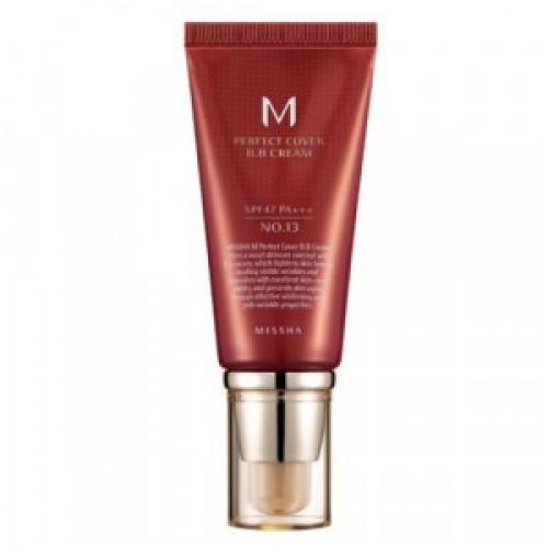 ВВ крем Missha M Perfect cover bb cream spf42 pa+++ 50ml