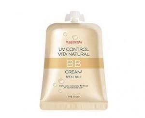 PUREDERM UV control vita Natural BB cream 30g