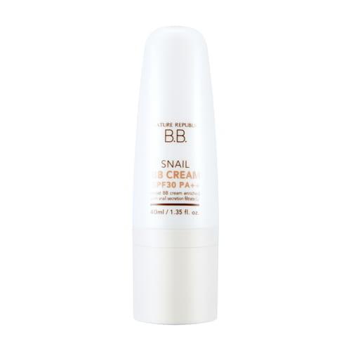 Улиточный ВВ крем Nature Republic Snail BB Cream (SPF30・PA++)