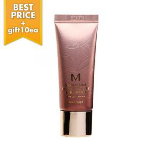 Легкое ВВ покрытие Missha M Signature Real Complete BB Cream SPF25 PA++ 20g