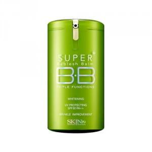 Солнцезащитный крем для лица SKIN79 Super Plus Beblesh Balm Triple Functions Green SPF30 PA++ 40g