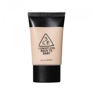 STYLENANDA 3 Concept Eyes Back To Baby BB Cream SPF35 PA++ 30ml