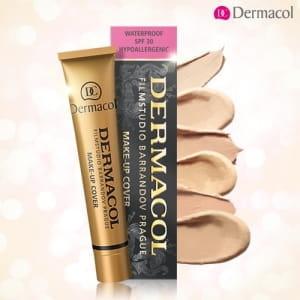 Увлажняющий тональный крем DERMACOL Filmstudio Barrandov Prague Make-Up Cover 30ml
